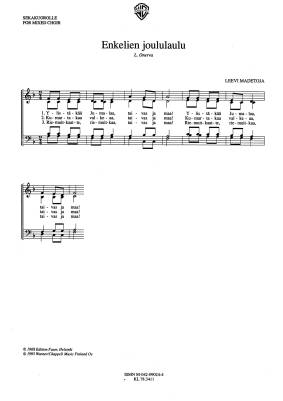 Enkelien joululaulu