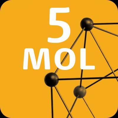 Mol 5 digibok 6 mån ONL