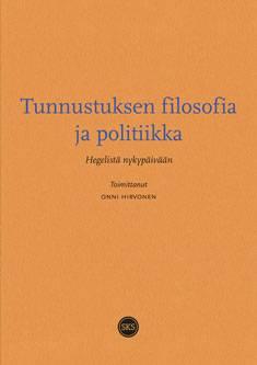 Tunnustuksen filosofia ja politiikka