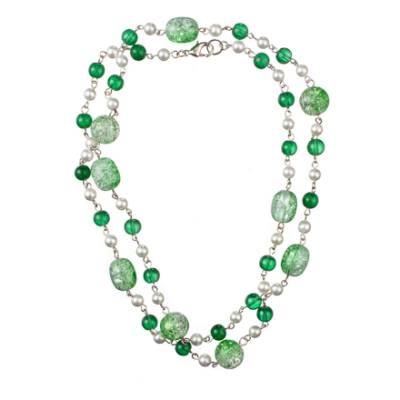 Elena-kaulakoru, vihreä
