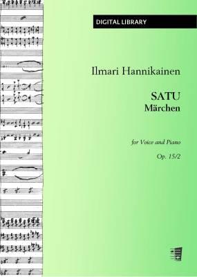 Satu / Märchen op. 15/3 - Voice/piano (PDF)