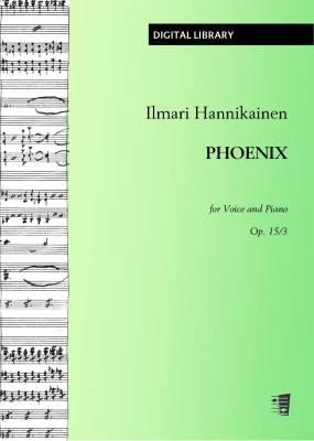 Phoenix op. 15/3 - Voice/piano (PDF)