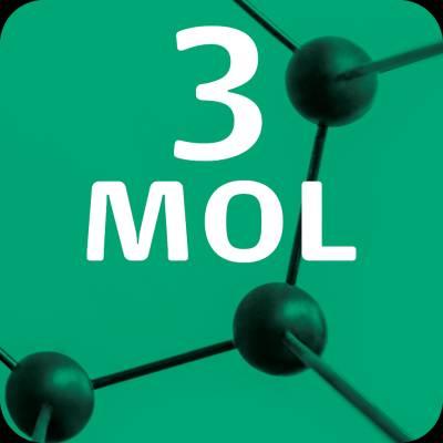 Mol 3 digibok 48 mån ONL