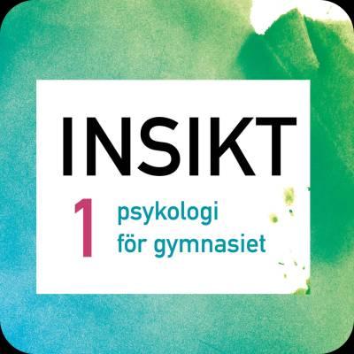 Insikt 1 psykologi för gymnasiet digibok 48 mån ONL