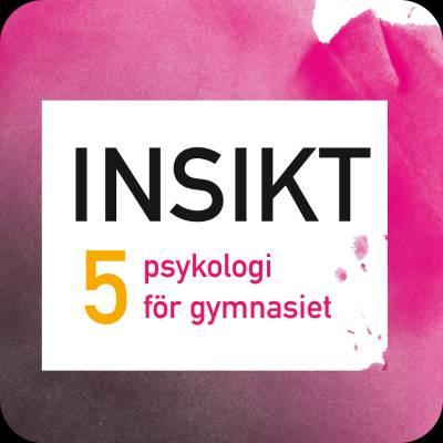 Insikt 5 psykologi för gymnasiet digibok 6 mån ONL