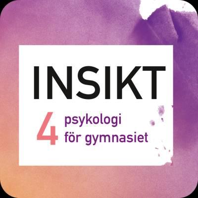 Insikt 4 psykologi för gymnasiet digibok 6 mån ONL