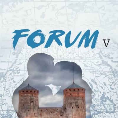 Forum V Ruotsin itämaasta Suomeksi digikirja 48 kk ONL