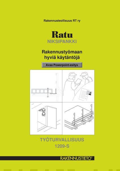 Lausunto rakennustyön turvallisuutta koskevien säännösten uudistamisesta