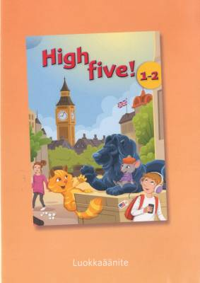 High five! 1-2 CD
