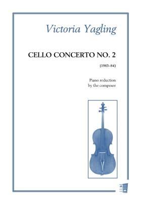 Concerto No. 2 for violoncello and orchestra - Solo part & piano reduction