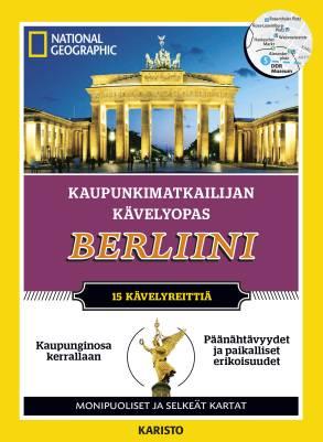 Kaupunkimatkailijan kävelyopas - Berliini