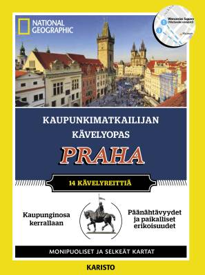 Kaupunkimatkailijan kävelyopas - Praha