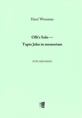 Olli's Solo - Tapio Jalas in memoriam