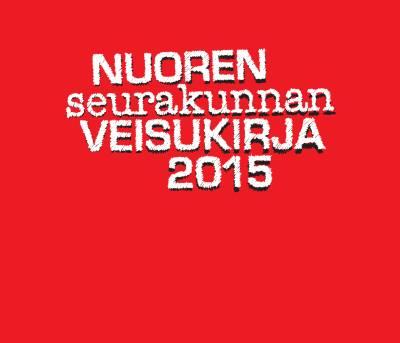 Nuoren seurakunnan veisukirja 2015 -CD