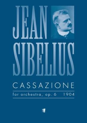 Cassazione for orchestra op. 6 1904