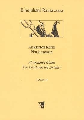 Aleksanteri Könni - Piru ja juomari / The Devil and The Drunkard
