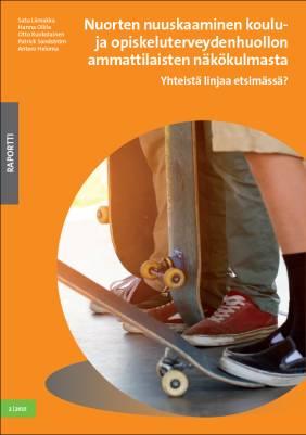 Nuorten nuuskaaminen koulu- ja opiskeluterveydenhuollon ammattilaisten näkökulmasta