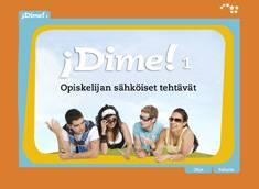 Dime! 1 opiskelijan sähköiset tehtävät uudistettu ONL