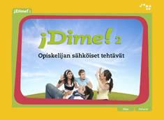 Dime! 2 opiskelijan sähköiset tehtävät uudistettu ONL