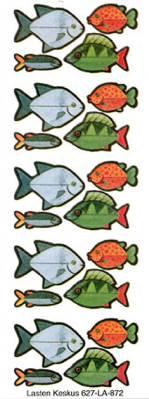 Kala-tarrat (20 arkkia)