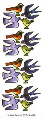 Lintu-tarrat (20 arkkia)