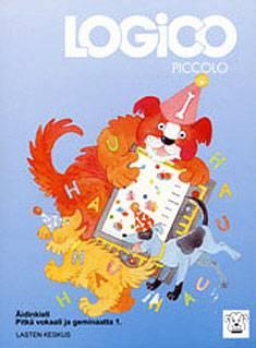 Logico Piccolo: Alkuopetuksen äidinkieli, pitkä vokaali ja geminaatta 1