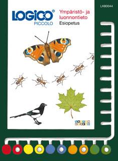 Logico Piccolo - Ympäristö- ja luonnontiteto 1