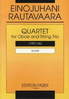 Quartet for Oboe and String Trio