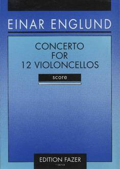 Concerto for 12 Violoncellos
