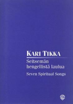 Seven Spiritual Songs / Seitsemän hengellistä laulua