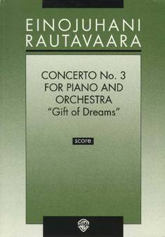 "Concerto for Piano and Orchestra No. 3 ""Gift of Dreams"""