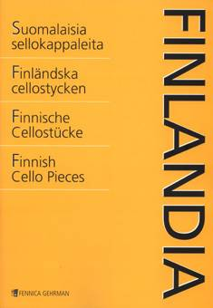 Finlandia - Finnish Cello Pieces