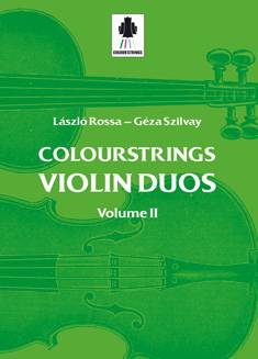 Colourstrings violin duos - Volume 2