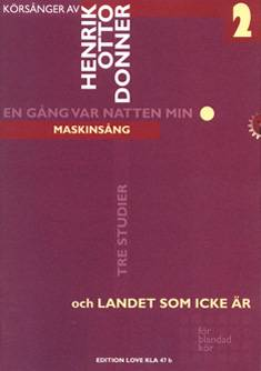 Körsånger 2 / Songs for mixed choir