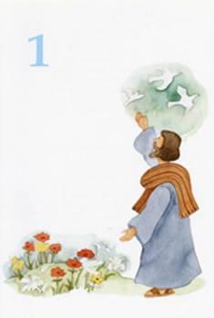 Onnea ja siunausta 1-v./Löfgren (20 kpl)
