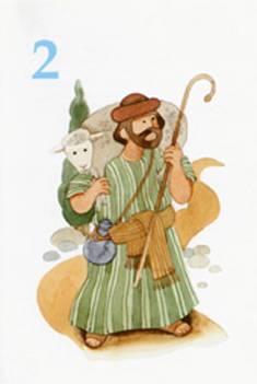 Onnea ja siunausta 2-v./Löfgren (20 kpl)