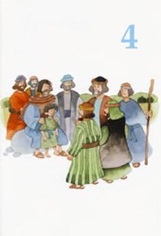 Onnea ja siunausta 4-v./Löfgren (20 kpl)